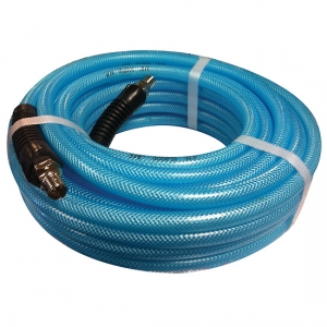 PU braided hose