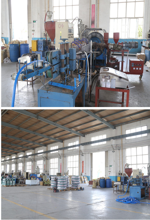 factory of pvc fibre hose