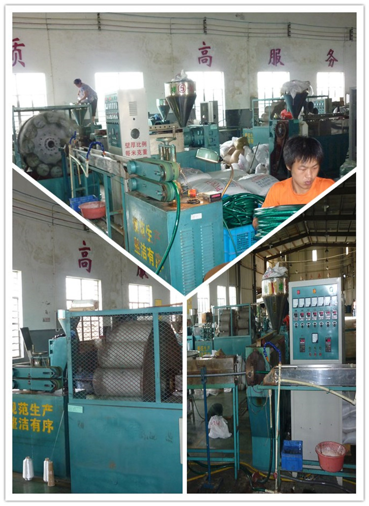 knitted garden hose factory